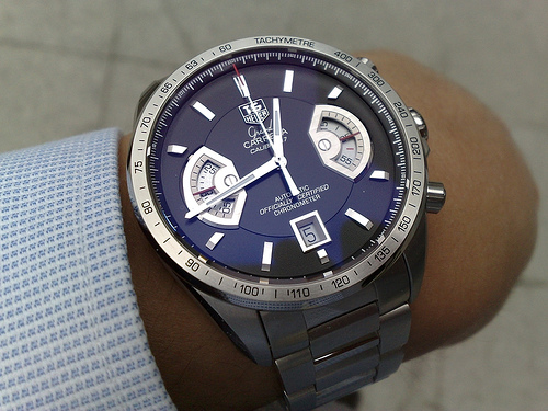 Buying Guide for Tag Heuer Watches
