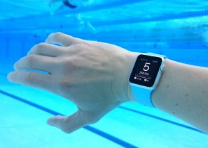 Swimming with the Apple Watch